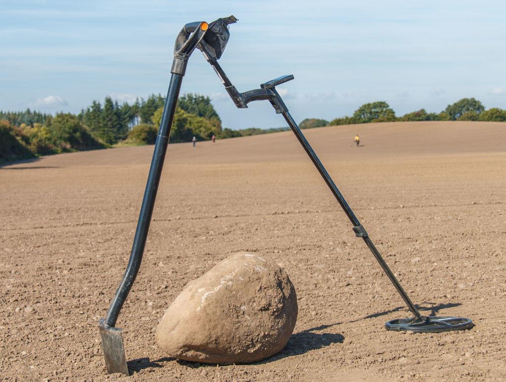 Det tætteste man kommer stenørken i Danmark