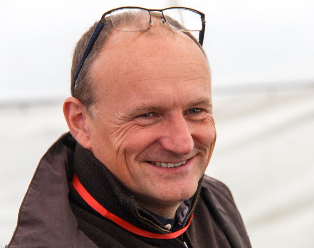 Alain Loubet, grundlægger af XP Metal Detectors