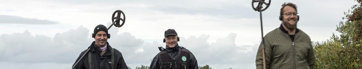 Allan Faurskovs detektorside